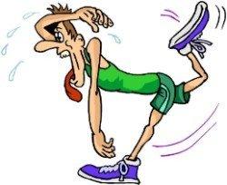 surentraînement dépendance au sport